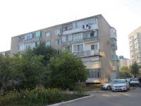 Anapa, Krylov st, house 85. Apartment house