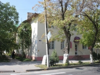 Anapa, Terskaya st, house 37. Apartment house