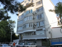 Anapa, Terskaya st, house 96А. Apartment house
