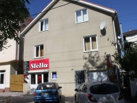 Anapa, Terskaya st, house 117/4. Apartment house