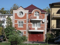 Anapa, Terskaya st, house 161. Apartment house