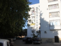 Anapa, Terskaya st, house 184. Apartment house