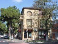 Анапа, улица Крымская, дом 55. многоквартирный дом