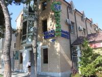 Анапа, улица Крымская, дом 77. многофункциональное здание