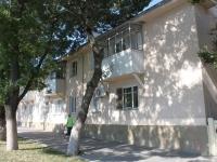Анапа, улица Крымская, дом 81А. многоквартирный дом