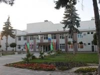 Anapa, Krymskaya st, house 115. theatre