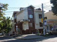 Анапа, улица Крымская, дом 119. многофункциональное здание
