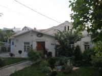 Anapa, library им. А.С. Пушкина, Krymskaya st, house 125