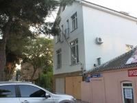 Анапа, улица Крымская, дом 127. гостиница (отель)