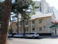 Anapa, Krymskaya st, house 132. Apartment house