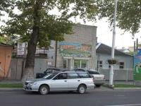 Анапа, улица Крымская, дом 166А. многофункциональное здание