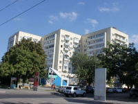 Anapa, Krymskaya st, house 188. Apartment house
