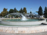Anapa, Krymskaya st, fountain