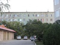 Anapa, Lermontov st, house 28. Apartment house