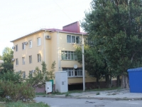 Anapa, Lermontov st, house 80. Apartment house