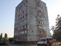 Anapa, Lermontov st, house 82. Apartment house