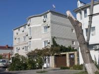 Анапа, улица Некрасова, дом 109. гостиница (отель) Анапский берег