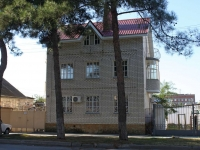 阿纳帕, Samburov st, 房屋 9. 旅馆