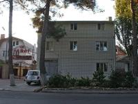 Анапа, улица Самбурова, дом 52. индивидуальный дом
