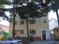 Анапа, улица Самбурова, дом 96А. гостиница (отель) Нинэль