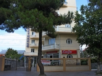 Anapa, hotel Ной, Samburov st, house 225