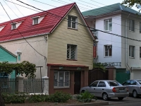 Anapa, Samburov st, house 229. multi-purpose building