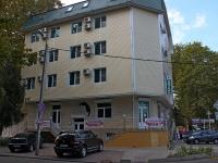 """Анапа, гостевой дом  """"Багира"""", улица Самбурова, дом 256"""