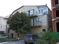 Anapa, Tamanskaya st, house 25/2. Apartment house