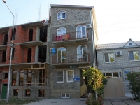 Анапа, улица Таманская, дом 25А/1. многоквартирный дом