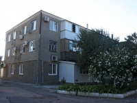 Анапа, улица Таманская, дом 36А. многоквартирный дом