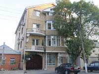 Анапа, улица Трудящихся, дом 17. жилой дом с магазином