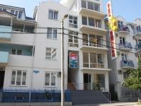 Анапа, улица Черноморская, дом 14. гостиница (отель) Идиллия