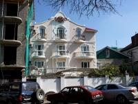 Анапа, улица Черноморская, дом 41. гостиница (отель) Ардо