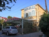 Anapa, hotel Райский уголок, Shevchenko st, house 9