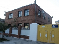 Anapa, Shevchenko st, house 28. Apartment house