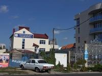 Anapa, Shevchenko st, house 71. polyclinic