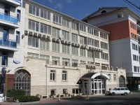 Анапа, улица Шевченко, дом 73А. гостиница (отель) Паллада