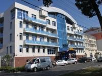 Anapa, hotel Европа, Shevchenko st, house 73