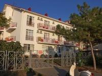 Анапа, гостиница (отель) Орион, улица Калинина, дом 1А