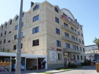 Anapa, Gorky st, house 12. Apartment house