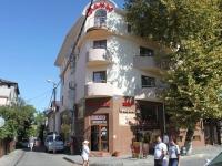 Анапа, улица Горького, дом 17. гостиница (отель) Патио