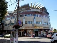 Анапа, улица Горького, дом 22. торговый центр