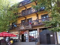 Anapa, hotel Три мушкетера, Gorky st, house 34