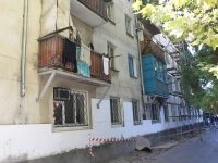 Anapa, Gorky st, house 56. Apartment house