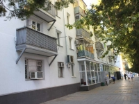 Anapa, Gorky st, house 58. Apartment house