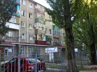 Anapa, Gorky st, house 66. Apartment house
