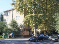 Anapa, Gorky st, house 68. Apartment house