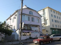 Anapa, Gorky st, house 74. office building
