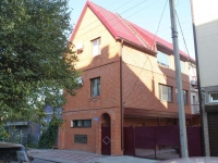 Anapa, Gorky st, house 137. Apartment house