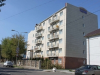 Анапа, улица Кирова, дом 35. многоквартирный дом